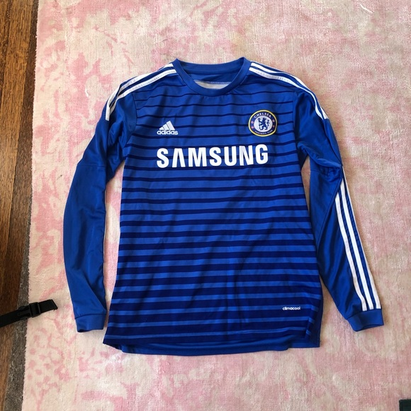 new arrivals 7d394 bd385 Chelsea football club Drogba Jersey